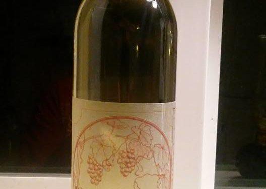 Sauvignon Blanc – Just Bottled